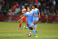 Boyds, MD - Saturday August 26, 2017: Danielle Colaprico during a regular season National Women's Soccer League (NWSL) match between the Washington Spirit and the Chicago Red Stars at Maureen Hendricks Field, Maryland SoccerPlex.
