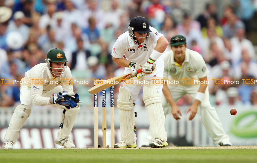 Ian Bell of England - England vs Australia - 3rd day of the 5th Investec Ashes Test match at The Kia Oval, London - 23/08/13 - MANDATORY CREDIT: Rob Newell/TGSPHOTO - Self billing applies where appropriate - 0845 094 6026 - contact@tgsphoto.co.uk - NO UNPAID USE