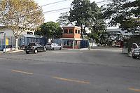 SAO PAULO, SP, 22-05-2014, VIACAO GATO PRETO.  Motoristas da Viação Gato Preto também não sairam para trabalhar na manha dessa quinta-feira (22).          Luiz Guarnieri/ Brazil Photo Press.