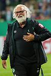 10.08.2019, wohninvest Weserstadion, Bremen, GER, DFB-Pokal, 1. Runde, SV Atlas Delmenhorst vs SV Werder Bremen<br /> <br /> DFB REGULATIONS PROHIBIT ANY USE OF PHOTOGRAPHS AS IMAGE SEQUENCES AND/OR QUASI-VIDEO.<br /> <br /> im Bild / picture shows<br /> Abschied von  Friedrich Munder (Zeugwart Werder Bremen) - letztes Spiel - geht in den Ruhestand<br /> <br /> Foto © nordphoto / Kokenge