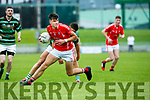 In Action East Kerry's Michael McCarthy  at the Garvey's Supervalu Senior County Football Championship - Round 3 St. Brendan's V East Kerry at Austin Stack Park on Saturday