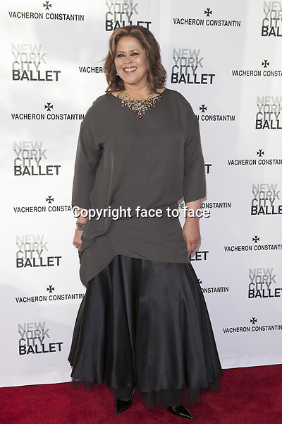 NEW YORK, NY - MAY 8: Anna Deavere Smith attends New York City Ballet's Spring 2013 Gala at David H. Koch Theater, Lincoln Center on May 8, 2013 in New York City...Credit: MediaPunch/face to face..- Germany, Austria, Switzerland, Eastern Europe, Australia, UK, USA, Taiwan, Singapore, China, Malaysia, Thailand, Sweden, Estonia, Latvia and Lithuania rights only -