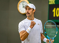 London, England, 2 nd July, 2019, Tennis,  Wimbledon, Jordan Thompson (AUS) <br /> Photo: Henk Koster/tennisimages.com