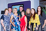 Kitty Brennan, Pat, Catriona, john, Catherine, Carroll, Nora Murphy, Patricia Carroll and Niamh Bastible  in the Lily of Killarney in the Gleneagle Hotel on Friday night