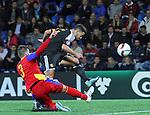 10.10.2015 Andorra. UEFA Europaen Championship Qualifying Round. Picture show Eden Hazard in action during match Andorra v Belgium