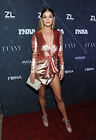 NEW YORK, NY - DECEMBER 4:  Nina Agdal at the 32nd FN Achievement Awards at the IAC Building in New York City on December 4, 2018.  <br /> CAP/MPI/JP<br /> &copy;JP/MPI/Capital Pictures