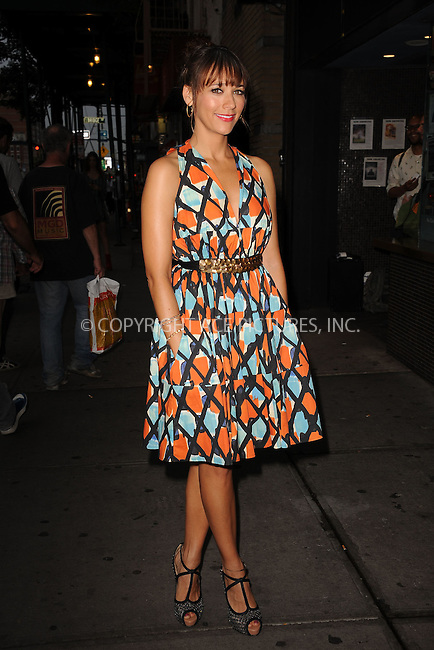 WWW.ACEPIXS.COM . . . . . .August 1, 2012...New York City....Actress Rashida Jones attends the 'Celeste And Jessie' New York Premiere at Sunshine Landmark on August 1, 2012 in New York City. ....Please byline: KRISTIN CALLAHAN - WWW.ACEPIXS.COM.. . . . . . ..Ace Pictures, Inc: ..tel: (212) 243 8787 or (646) 769 0430..e-mail: info@acepixs.com..web: http://www.acepixs.com .