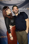 LOS ANGELES - NOV 9: Shoshana Bean, Matt Zarley at the special screening of Matt Zarley's 'hopefulROMANTIC' at the American Film Institute on November 9, 2014 in Los Angeles, California