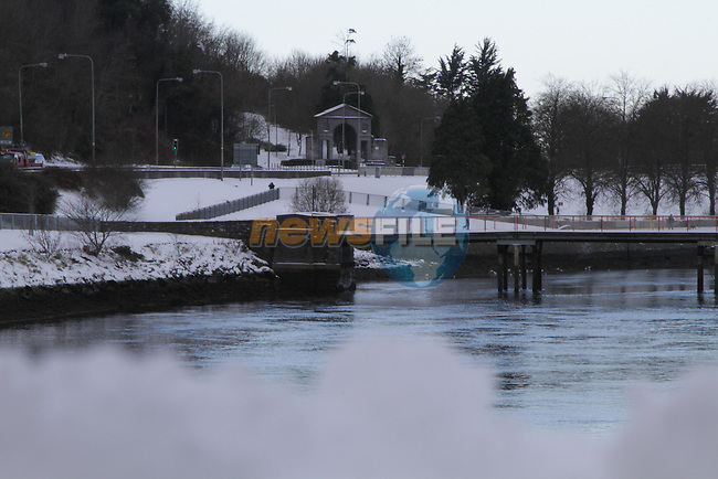 Snow scenes from around the Drogheda Area.Picture Fran Caffrey /www.newsfile.ie.