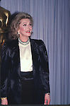 Lauren Bacall 1987 Academy Awards