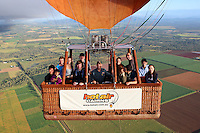 20130513 May 13 Hot Air Balloon Cairns