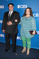 Billy Gardell and Melissa McCarthy at the 2012 CBS Upfront at The Tent at Lincoln Center on May 16, 2012 in New York City. © RW/MediaPunch Inc.