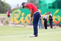 Rio 2016 Team Chile - Golf - 1 Ronda - Felipe Aguilar