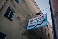 last rediculous Hell H&ouml;ll climb (for Men Elite race only)<br /> <br /> MEN UNDER 23 ROAD RACE<br /> Kufstein to Innsbruck: 180 km<br /> <br /> UCI 2018 Road World Championships<br /> Innsbruck - Tirol / Austria