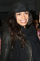 www.acepixs.com<br /> <br /> April 22 2017, New York City<br /> <br /> Rosario Dawson arriving at the premiere of 'Awake: A Dream from Standing Rock' during the 2017 Tribeca Film Festival at Cinepolis Chelsea on April 22, 2017 in New York City. <br /> <br /> By Line: Nancy Rivera/ACE Pictures<br /> <br /> <br /> ACE Pictures Inc<br /> Tel: 6467670430<br /> Email: info@acepixs.com<br /> www.acepixs.com