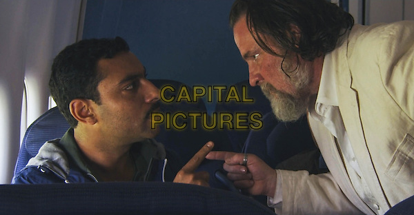 I'm Dead But I Have Friends (2015) <br /> (Je suis mort mais j'ai des amis)<br /> Bouli Lanners, Lyes Salem<br /> *Filmstill - Editorial Use Only*<br /> CAP/KFS<br /> Image supplied by Capital Pictures