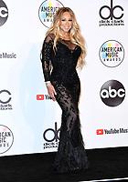 OCT 09 2018 American Music Awards - Press Rooms
