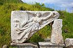 Carved Angel Ephesus