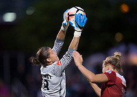Boyds, MD - Saturday May 20, 2017: Nicole Barnhart during a regular season National Women's Soccer League (NWSL) match between the Washington Spirit and FC Kansas City at Maureen Hendricks Field, Maryland SoccerPlex.