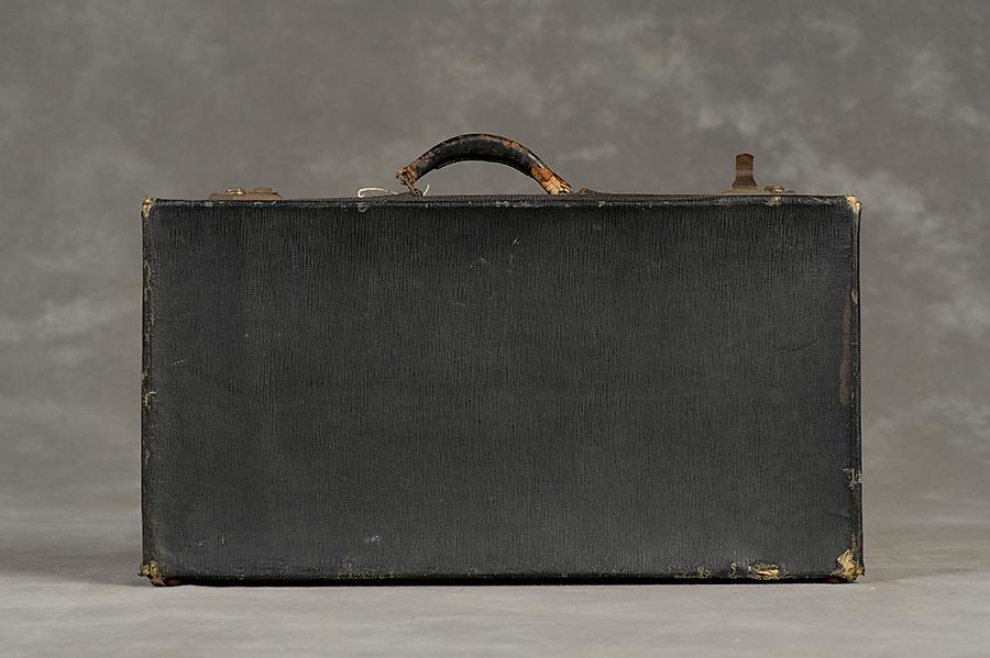 Willard Suitcases / Joseph C / ©2014 Jon Crispin