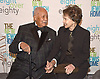 Mayor David Dinkins and Marilyn Berger attend The New Jewish Home Gala Honoring 8 Over 80 on March 12, 2018 at the Ziegfeld Ballroom in New York, New York, USA.<br /> <br /> photo by Robin Platzer/Twin Images<br />  <br /> phone number 212-935-0770