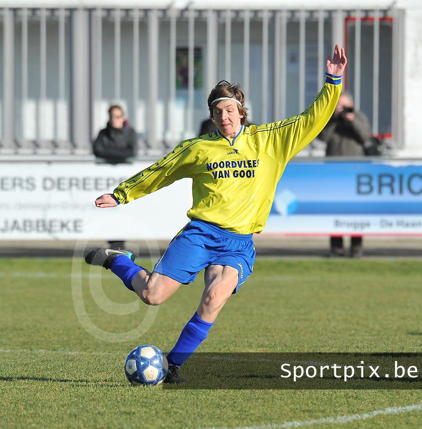 Achterbroek VV : Kim Van Boxel.foto Joke Vuylsteke / Vrouwenteam.be / Loft6.be