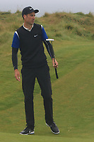 Ross Fisher (ENG) on the 6th during Round 2 of the Irish Open at LaHinch Golf Club, LaHinch, Co. Clare on Friday 5th July 2019.<br /> Picture:  Thos Caffrey / Golffile<br /> <br /> All photos usage must carry mandatory copyright credit (© Golffile | Thos Caffrey)