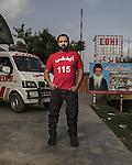 Saqib Mehmood, Edhi Ambulance service driver.