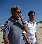 John Kerry in St Tropez 08/05/2007