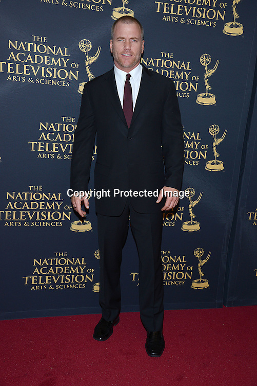 Sean Carrigan attends the Creative Arts Emmy Awards on April 24, 2015 at the Universal l Hilton in Universal City,<br /> California, USA.