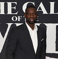"13 February 2020 - Hollywood, California - Omar Sy . ""The Call of the Wild"" Twentieth Century Studios World Premiere held at El Capitan Theater. Photo Credit: Dave Safley/AdMedia"