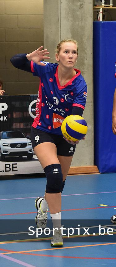 Dames VC OUDEGEM :<br /> Synne Kolsvik<br /> <br /> Foto VDB / Bart Vandenbroucke