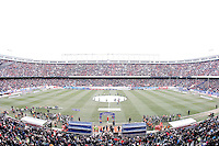 Atletico de Madrid's supporters in Vicente Calderon Stadium during La Liga match.February 7,2015. (ALTERPHOTOS/Acero) /NORTEphoto.com
