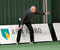 19-01-13, Tennis, Rotterdam, Wildcard for qualification ABNAMROWTT, Linesman