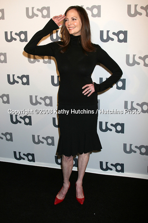 Lesley Ann Warren.USA Network 2008 LA Upfront.Craft.Century City, CA.April 3, 2008.©2008 Kathy Hutchins / Hutchins Photo