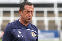 Bromley Manager, Neil Smith during Bromley vs Fulham, Friendly Match Football at the H2T Group Stadium on 6th July 2019