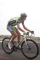2010 Tour de France, Roman Kreuziger.Col du Tourmelet