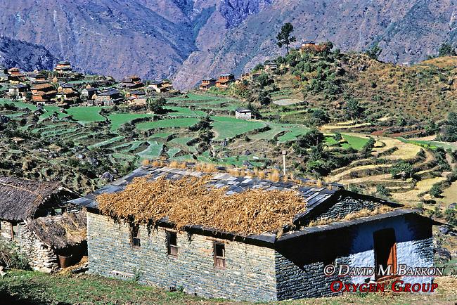 Village & Terracing