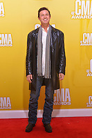 NASHVILLE, TN - NOVEMBER 1: Eric Close on the Macy's Red Carpet at the 46th Annual CMA Awards at the Bridgestone Arena in Nashville, TN on Nov. 1, 2012. © mpi99/MediaPunch Inc. ***NO GERMANY***NO AUSTRIA*** .<br />