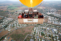 20170731 31 July Hot Air Balloon Cairns