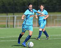 Famkes Westhoek Merkem Diksmuide - Club Brugge Dames A :  Angelique Veracx<br /> Foto David Catry | VDB | Bart Vandenbroucke