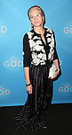 Ellen Barkin attends the Broadway Opening Night of 'An Act of God'  at Studio 54 on May 28, 2015 in New York City.
