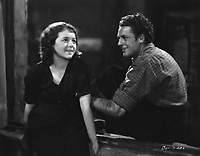 7th Heaven (1927)<br /> Charles Farrell, Janet Gaynor<br /> *Filmstill - Editorial Use Only*<br /> CAP/MFS<br /> Image supplied by Capital Pictures