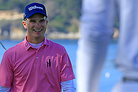 during Sunday's Final Round of the 2018 AT&amp;T Pebble Beach Pro-Am, held on Pebble Beach Golf Course, Monterey,  California, USA. 11th February 2018.<br /> Picture: Eoin Clarke | Golffile<br /> <br /> <br /> All photos usage must carry mandatory copyright credit (&copy; Golffile | Eoin Clarke)