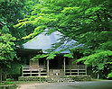 Chusonji Keizo, June 26th, 2011 - Hiraizumi in Iwate, Japan was added to the prestigious list of UNESCO World Heritage Cultural sites on Saturday June 24th, 2011. Hiraizumi's temples and artifacts date back to the 12th century, and it now becomes Japan's 12th World Heritage cultural site. Hiraizumi is located in Iwate Prefecture in the Tohoku region which was badly hit by the Great East Japan Earthquake on March 11th 2011. Hiraizumi's historical sites suffered no significant damage and it is hoped that the new designation will boost the region and symbolize Japan's recovery.