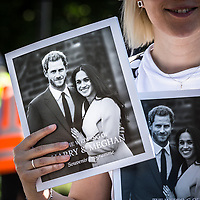 Il matrimonio reale a Windsor tra il Principe Harry, Duca del Sussex e l'ex attrice americana Meghan Markle, ora Duchessa del Sussex.<br /> <br /> The Royal Wedding of Prince Harry, Duke of Sussex, and the former American actress Meghan Markle, now Duchess of Sussex