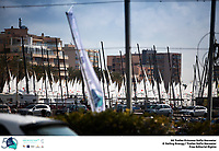 The Trofeo Princesa Sofia Iberostar celebrates this year its 50th anniversary in the elite of Olympic sailing in a record edition, to be held in Majorcan waters from 29th March to 6th April, organised by Club Nàutic S'Arenal, Club Marítimo San Antonio de la Playa, Real Club Náutico de Palma and the Balearic and Spanish federations. ©Tomas Moya/SAILING ENERGY/50th Trofeo Princesa Sofia Iberostar<br /> 02 April, 2019.