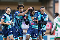 Wycombe Wanderers v Yeovil Town - 25.11.2017