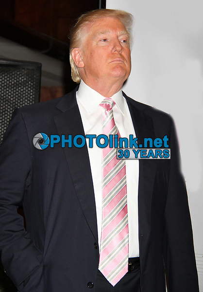 Donald Trump 2013<br /> Photo By John Barrett/PHOTOlink