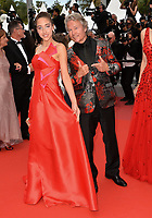 John Savage &amp; Letizia Pinochi at the gala screening for &quot;Wild Pear Tree&quot; at the 71st Festival de Cannes, Cannes, France 18 May 2018<br /> Picture: Paul Smith/Featureflash/SilverHub 0208 004 5359 sales@silverhubmedia.com